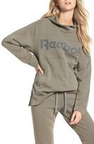 Reebok Women's Oversize Graphic Hoodie