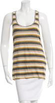 Stella McCartney Sleeveless Stripe Top