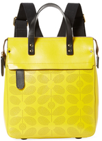 Orla Kiely Sixties Stem Punched Joanie Backpack