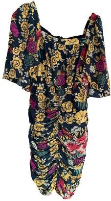 Kobi Halperin Multicolour Silk Dress for Women