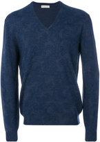 Etro V-neck pullover