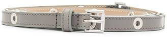 Lorena Antoniazzi Stud-Embellished Buckled Belt