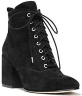 Sam Edelman Tate Suede Lace-Up Boots