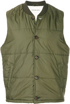 Universal Works padded gilet