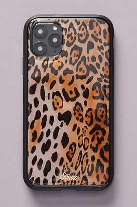 Sonix Leopard iPhone Case By in Brown Size M