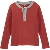 Tea Collection Thermal Henley (Toddler, Little Boys, & Big Boys)