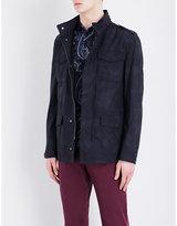 Etro Camo-print Cotton Jacket