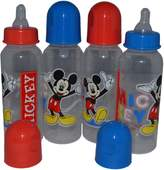 Disney Mouse, Minnie Mouse 9 Ounce Baby Bottles(4 Pack)