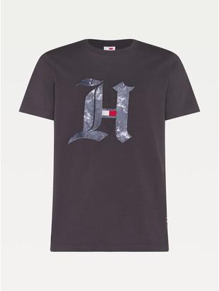 Tommy Hilfiger Lewis Hamilton Recycled Monogram T-Shirt