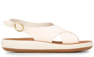 Ancient Greek Sandals Flat Slingback Sandals