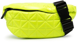 VeeCollective Quilted Belt Bag
