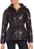 Laundry by Shelli Segal Packable Quilted Down Coat