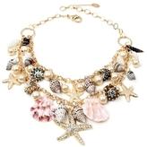 Amrita Singh South Beach Bib Necklace