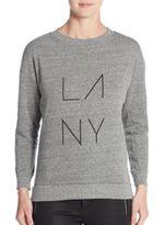 Rebecca Minkoff LA NY Sweatshirt