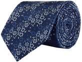Turnbull & Asser Floral Silk Tie