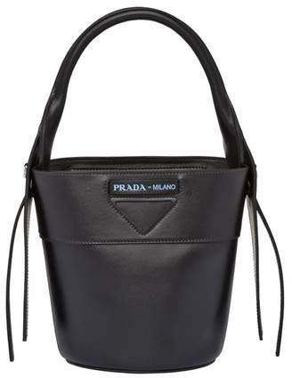 41d741140a86 Prada Beige Top Handle Handbags - ShopStyle