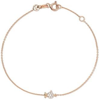 Kismet by Milka Pisces diamond bracelet