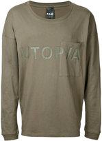 PAM Utopia T-shirt - men - Cotton - L