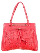 Valentino Leather Lace Demetra Bag