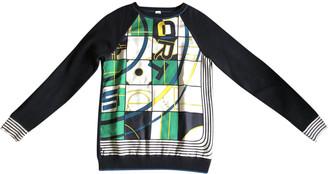 Hermes Black Wool Knitwear