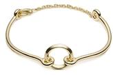 Eddie Borgo O-Ring Chain Choker Necklace