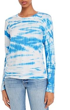 Just Female Annika Tie-Dye Long-Sleeve T-Shirt