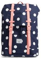 Herschel Girl's Retreat Backpack - Blue