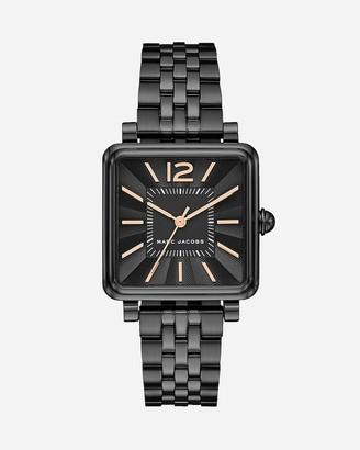Express Marc Jacobs Black Vic Watch