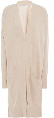 Autumn Cashmere Melange Cotton Cardigan