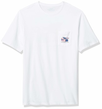 Vineyard Vines Men's Short-Sleeve Class of 2020 Graduation Pocket T-Shirt