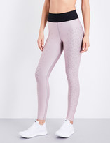 Ultracor High Luxe Hidden Leopard stretch-jersey leggings