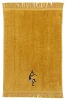 """Avanti Kokopelli"""" Fingertip Towel, 11"""" x 28"""""""