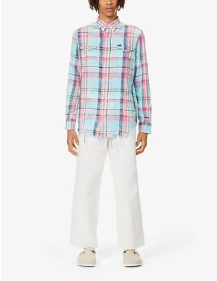 Polo Ralph Lauren Western regular-fit cotton shirt