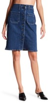 Levi's Front Button Skirt