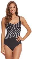 Gottex Embrace Square Neck One Piece Swimsuit 8159061