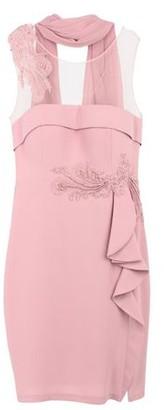 Romeo Gigli Knee-length dress