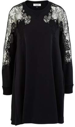 Valentino Short dress with lace