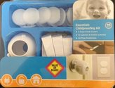 Safety 1st Essentials Child Proofing Kit 46 Piece - Older Versions by