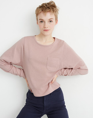 Madewell Dolman-Sleeve Pocket Tee