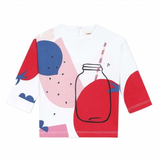 Catimini Baby Girls' Cq10003 Tee Shirt M/l T