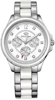 Juicy Couture Women&s Gwen Crystal Bracelet Watch