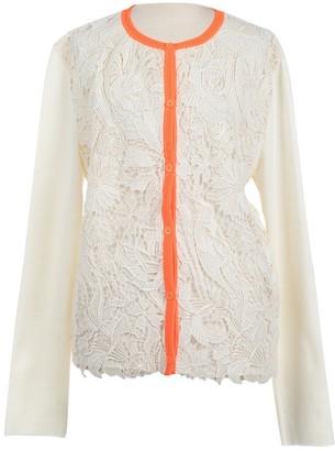 Christian Dior White Cotton Knitwear for Women
