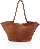 The Row Women's Market Bag-BROWN