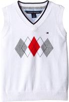 Tommy Hilfiger Henry Sweater Vest (Infant)