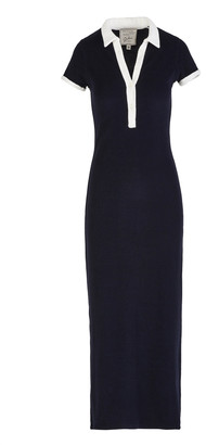 Giuliva Heritage Collection The Daphne Cotton Terrycloth Maxi Dress