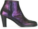 A.F.Vandevorst side zip boots - women - Goat Skin/Leather - 36