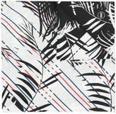 Sonia Rykiel palm print scarf