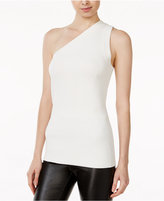 Rachel Roy Fitted One-Shoulder Top, Only at Macy's