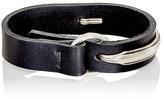 Werkstatt:Munchen Men's Crossover Bracelet-SILVER