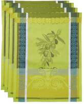 Garnier Thiebaut Garnier-Thiebaut Olivier Brumeux Cotton Kitchen Towels (Set of 4)